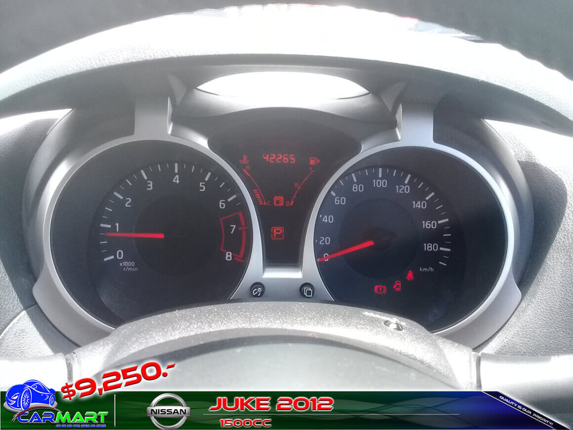 Nissan Juke 2012 Carmart Suriname Fuel Filter Location Full